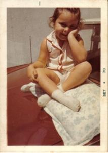 Aos 4 anos de idade