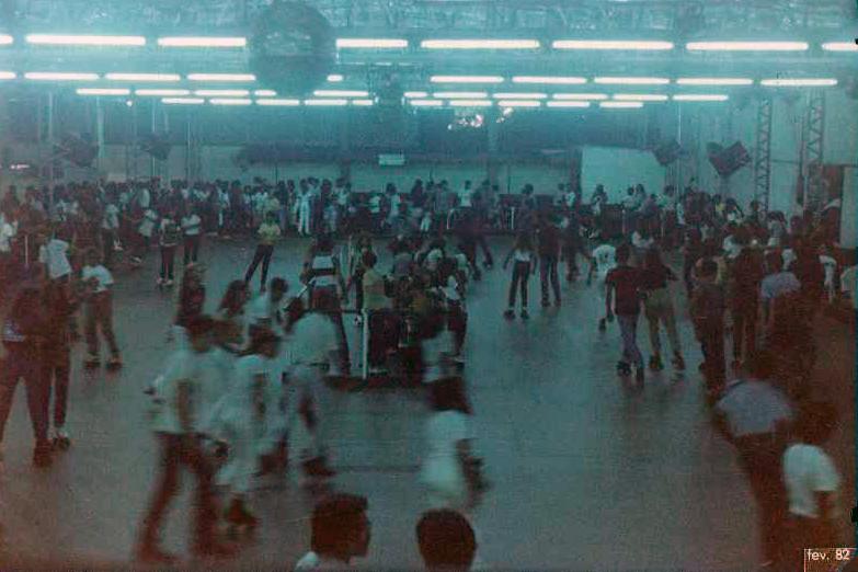 Roxy Roller: o point da patinação da minha adolescência
