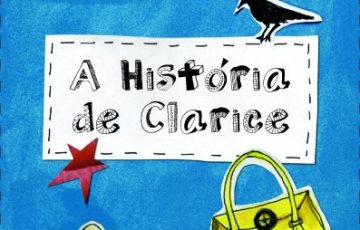 capa a história de clarice