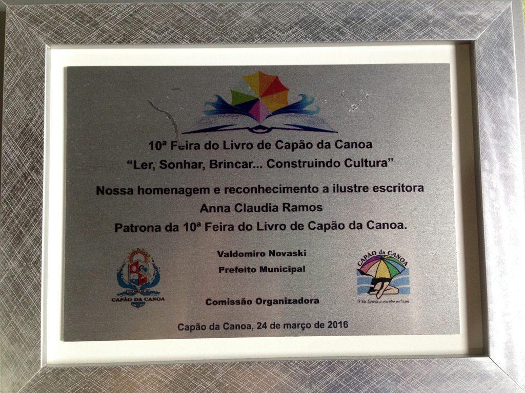 Patrona em Capão da Canoa/RS